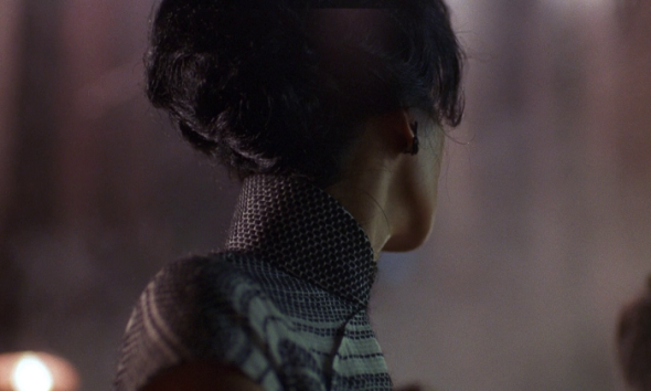 Maggie Cheung's style In The Mood for Love 1