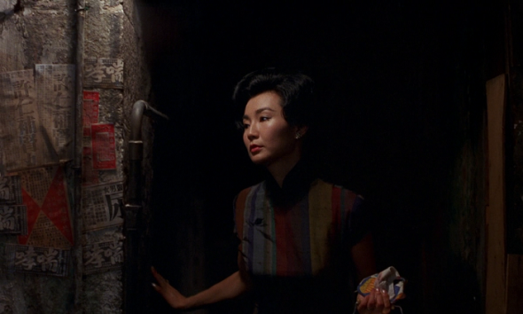 Maggie Cheung's style In The Mood for Love 11