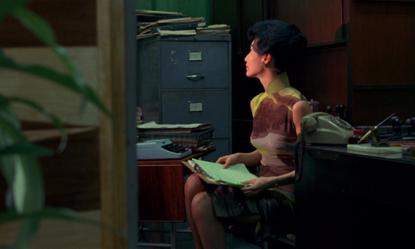 Maggie Cheung's style In The Mood for Love 12