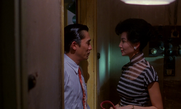 Maggie Cheung's style In The Mood for Love 13