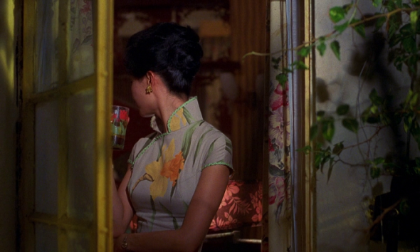 Maggie Cheung's style In The Mood for Love 7