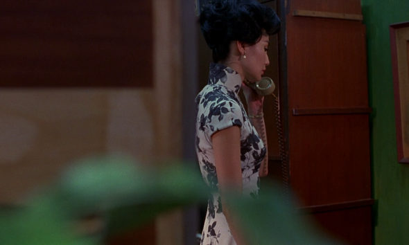 Maggie Cheung's style In The Mood for Love 9