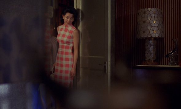 Maggie Cheung's style In The Mood for Love