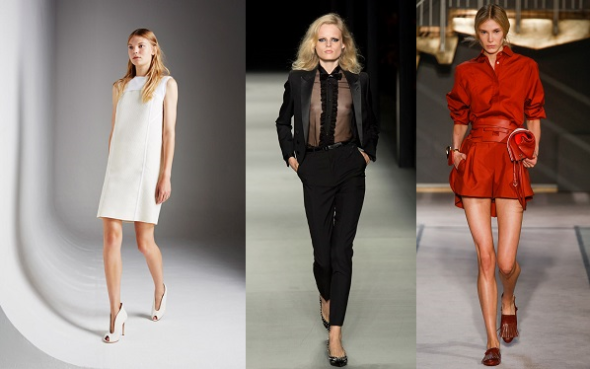 Fashion Week Spring/Summer 2014: Trends I can work
