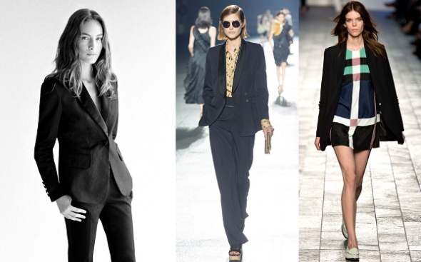 SpringSummer 2014-Trends I can work-tuxedo jacket