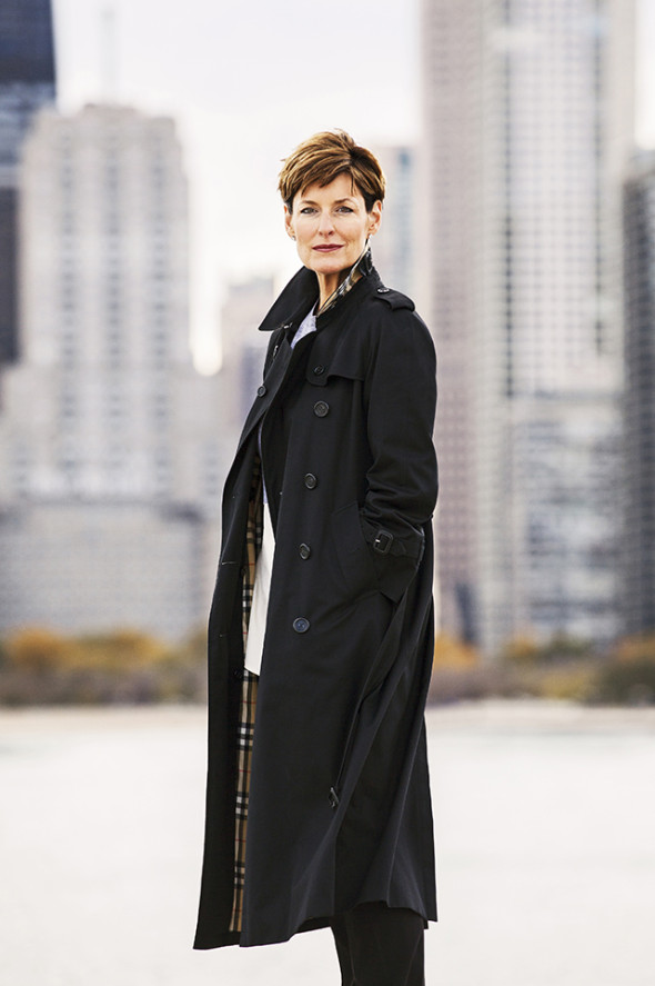 The trench-Cathy Busch by Tim Klein-Chicago