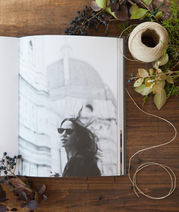 Artifact Uprising hardcover photo book