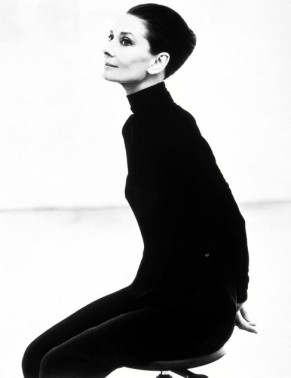 Audrey Hepburn by Steven Meisel for Vanity Fair 1991