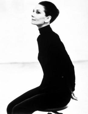Audrey Hepburn by Steven Meisel for Vanity Fair 1991