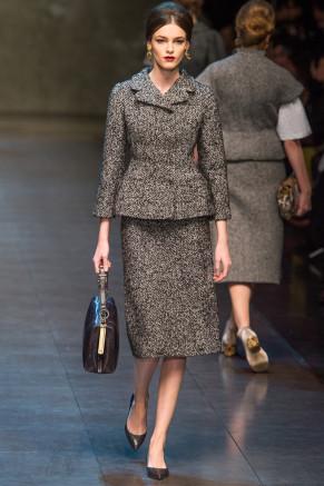 Dolce & Gabbana Fall 2013-1