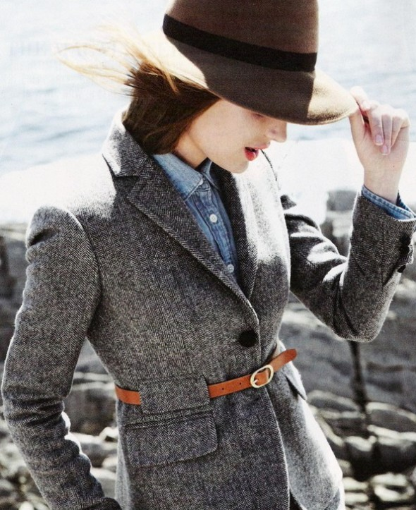 J Crew Style Guide 2012