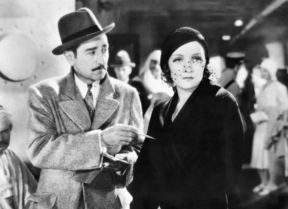 Marlene Dietrich in Morocco 1930-1