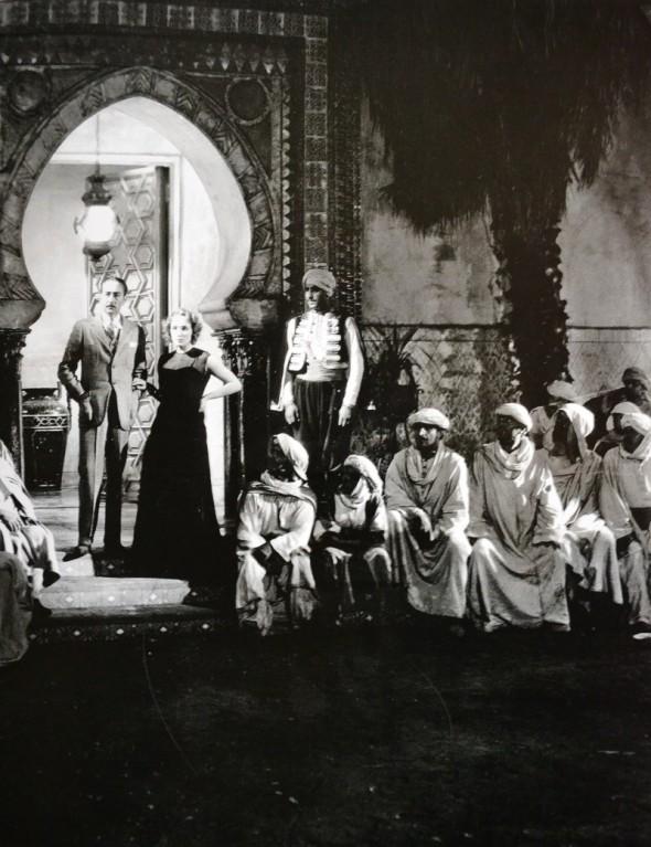 Marlene Dietrich in Morocco 1930-3