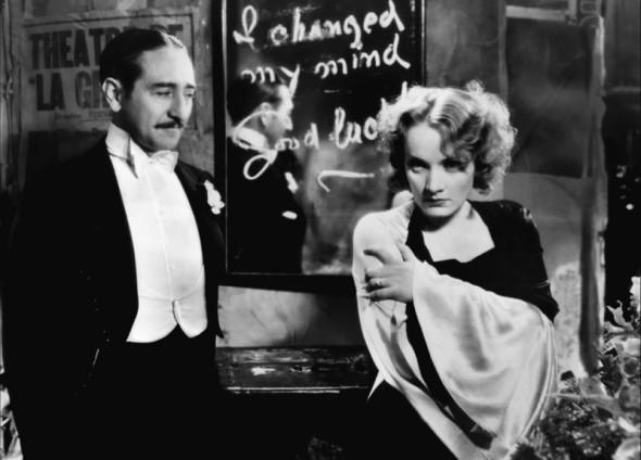Style in Film: Marlene Dietrich in 'Morocco'