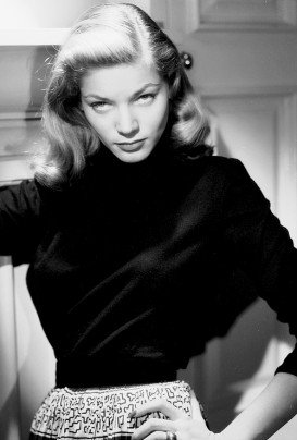 Style Note The Turtleneck-Lauren Bacall