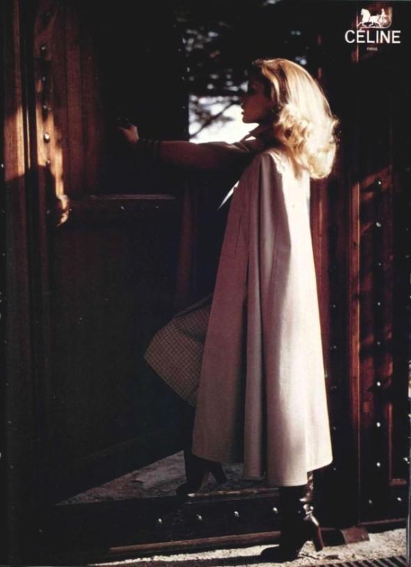 Celine ad campaign Fall 1975