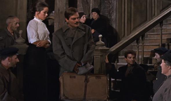 Geraldine Chaplin's costumes-Dr Zhivago-3