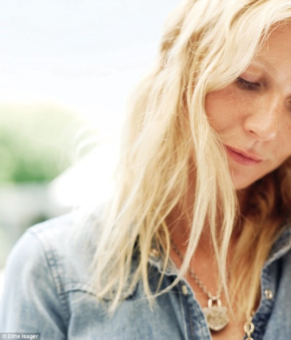 Gwyneth Paltrow by Ditte Isager