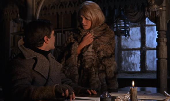 Julie Christie and Omar Sharif in Dr Zhivago