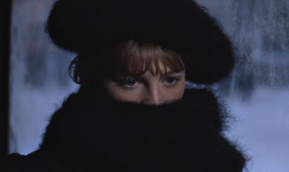 Julie Christie in Dr Zhivago