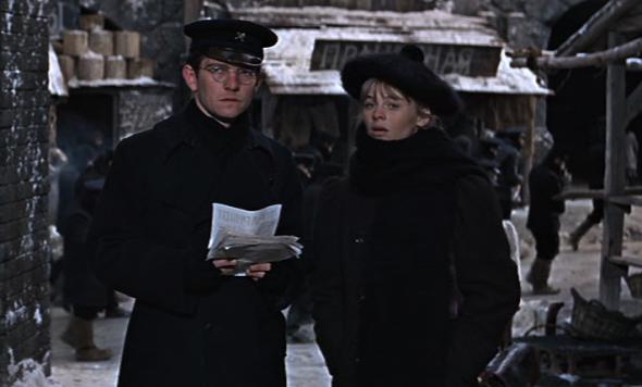 Julie Christie's costumes Dr Zhivago-12