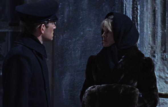 Julie Christie's costumes Dr Zhivago-3