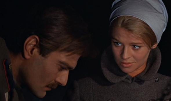 Julie Christie's costumes Dr Zhivago-5