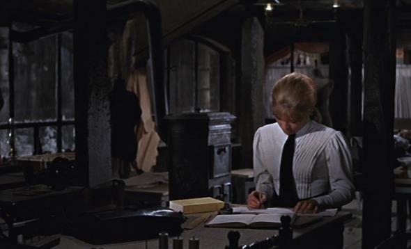 Julie Christie's costumes Dr Zhivago
