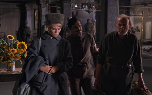 Julie Christie's style Dr Zhivago -2