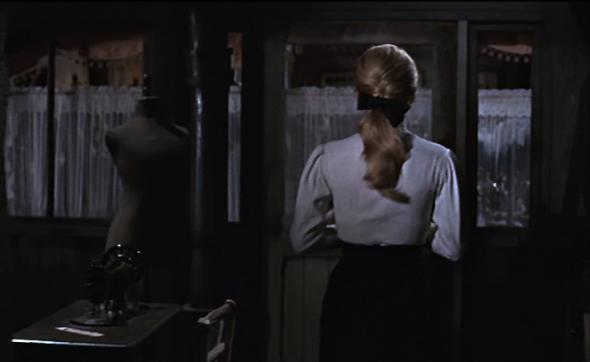 Julie Christie's style Dr Zhivago