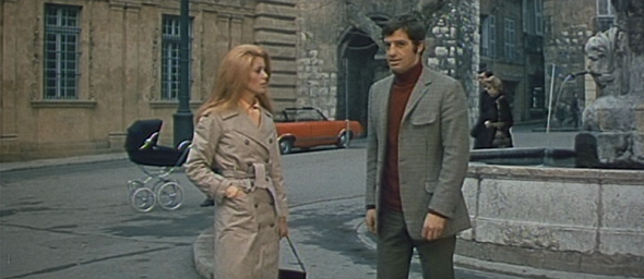 Catherine Deneuve's style in Mississippi Mermaid 11