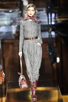 Dolce & Gabbana Fall 2008_4