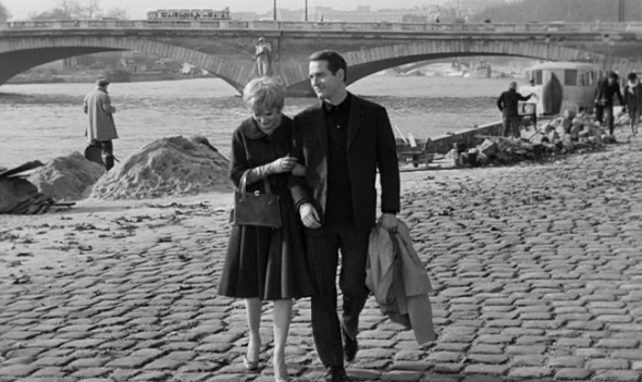 Style in Film-Joanne Woodward and Paul Newman-Paris Blues