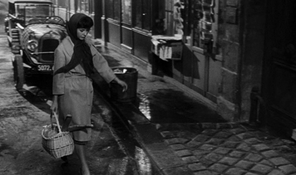 Style in Film-Paris Blues 1961 1