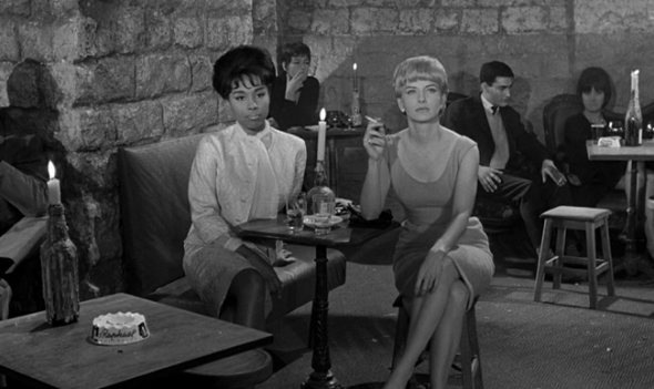 Style in Film-Paris Blues 1961 5