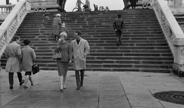 Style in Film-Paris Blues -1961-6
