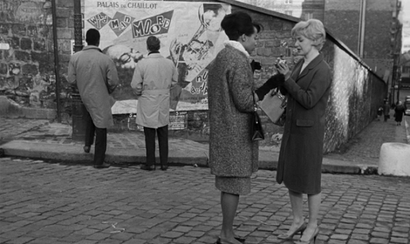 Style in Film-Paris Blues 1961-7
