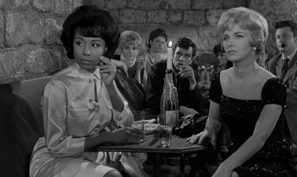 Style in Film-Paris Blues 1961