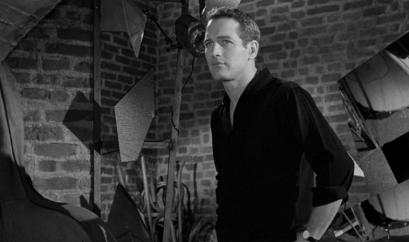 Style in Film-Paul Newman Paris Blues 1961-2