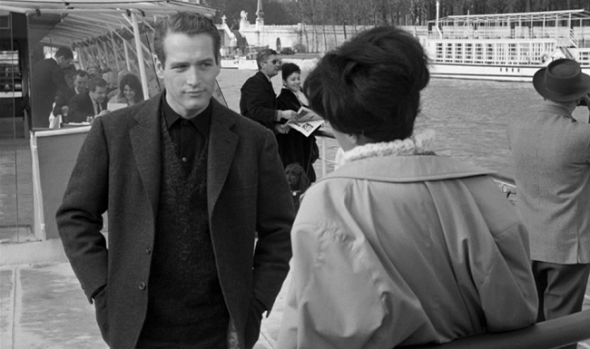 Style in Film-Paul Newman-Paris Blues 1961