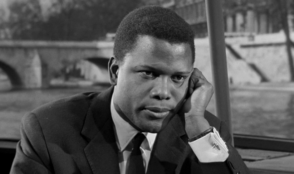 Style in Film-Sidney Poitier-Paris Blues