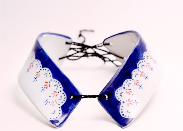 porcelain collar-The Awesome Project