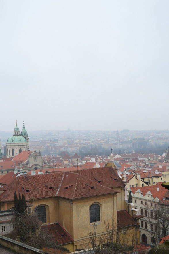 Classiq-At the Prague Castle