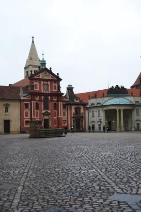 Classiq-At the Prague Castle