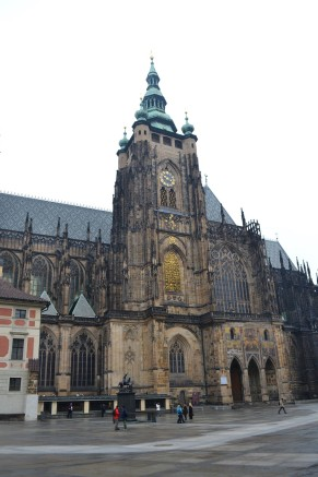 Classiq-The Prague Castle