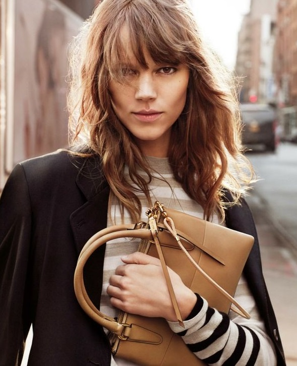 Freja Beha Erichsen for Coach SS 2014