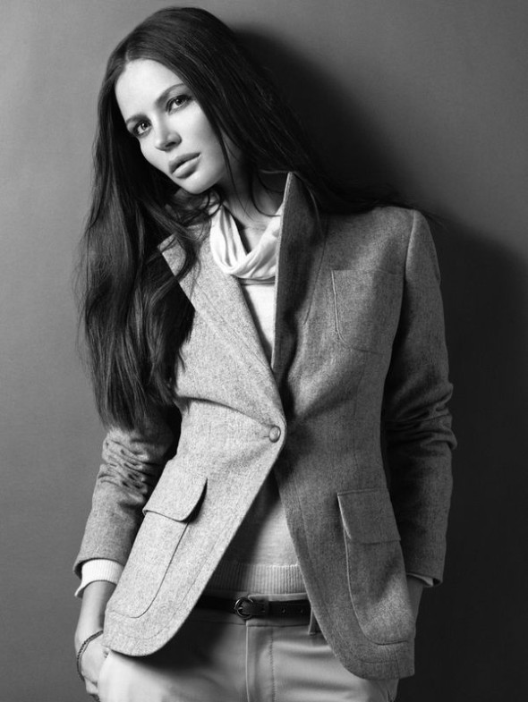 Georgina Chapman for Gap Fall 2008 ad campaign