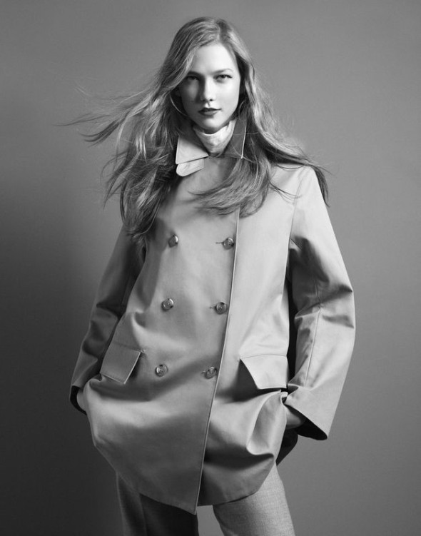 Karlie Kloss for Gap 2008 by Mikael Jansson