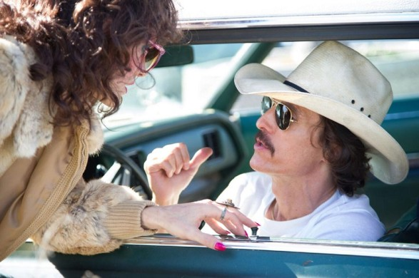 Matthew McConaughey-Jared Leto-Dallas Buyers Club