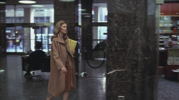 Style in Film Faye Dunaway in Network